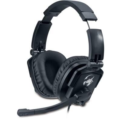 GENIUS HS-G550 fejhallgató mikrofonnal