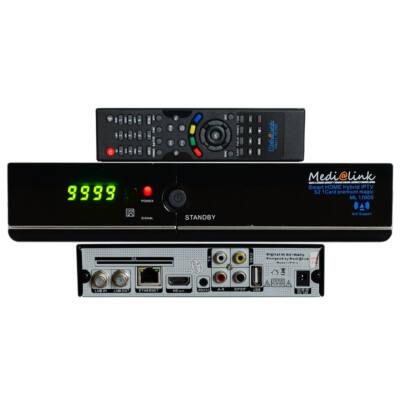 Medialink Smart HOME CX műhold- és IPTV vevő