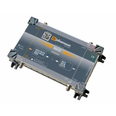 Johansson Universe 8600 DVB-T transzmodulátor és IP streamer
