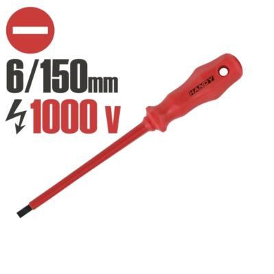 Handy tools Csavarhúzó 1000V-ig szigetelt 150 mm