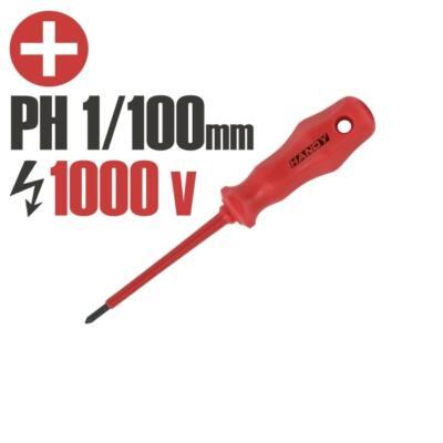 Handy tools Csavarhúzó 1000V-ig szigetelt 190 mm