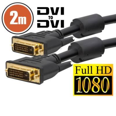 DVI - DVI kábel 2 m