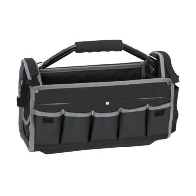 Handy tools Poliészter szerszámtároló táska 420x190x240 mm