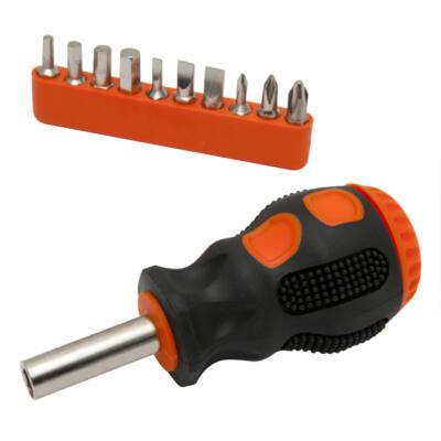 Handy tools csavarhúzó szett 11 db-os bitfejjel