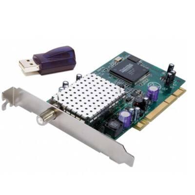 Technisat SkyStar 2 rev 2.8 műholdvevő PC kártya