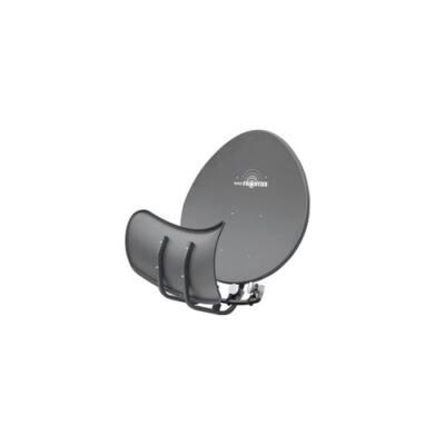 Torodial 90 parabola antenna