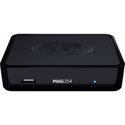 MAG-254 IPTV set-top-box