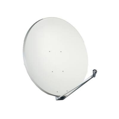 Gibertini 125 alu parabola antenna