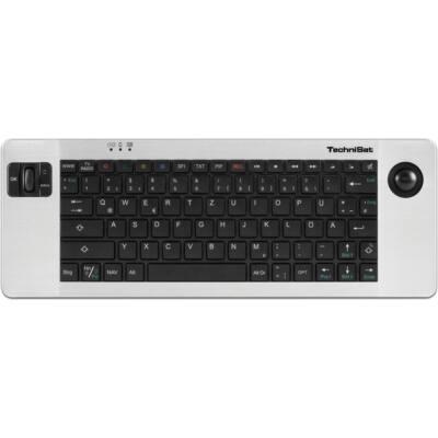 Technisat ISIO2 vezeték nélküli billentyűzet + trackball