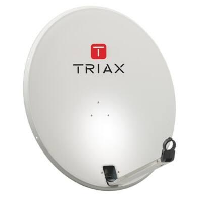 Triax TDS 78 acél parabola antenna (sötétszürke)