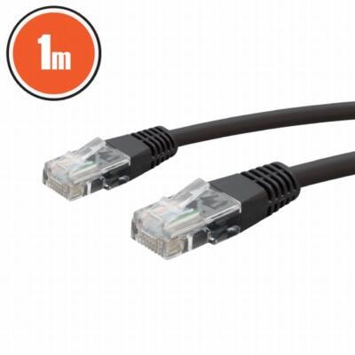 UTP kábel szerelt 1m