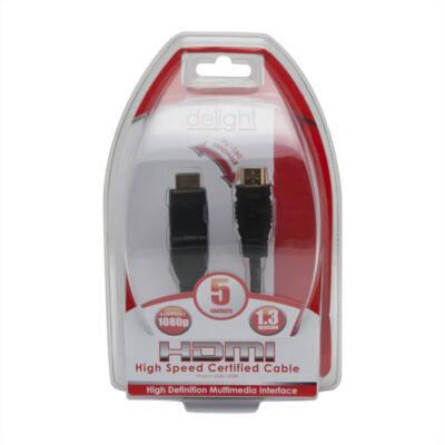 HDMI kábel 5 m billenőfejes