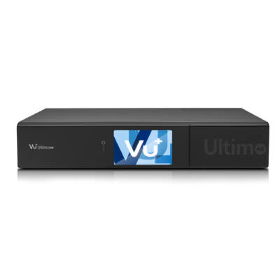 VU+ ULTIMO 4K (1x Dual FBC-S/S2 tuner)