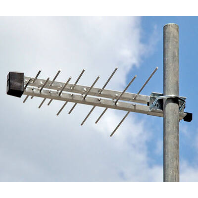 ISKRA P-20F passzív UHF logper antenna 7.5 dBi