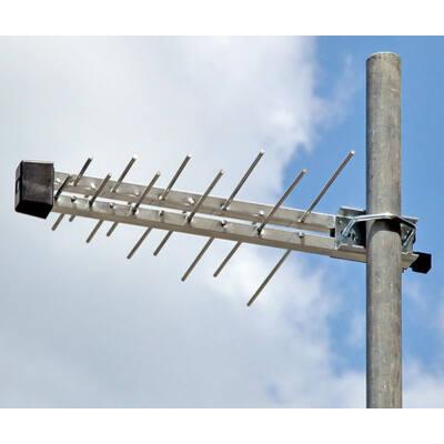 ISKRA P-20 passziv UHF logper antenna 7.5 dBi