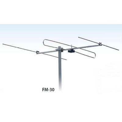 ISKRA FM-30 rádió antenna 4.5-5.5 dBi