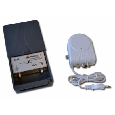 Johansson antenna erősítő LTE szűrővel (35dB)