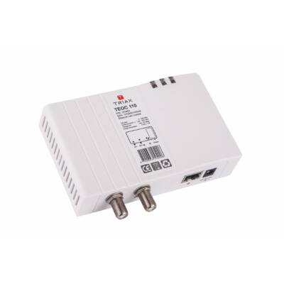 Triax TEOC 110 Ethernet Over Coax adapter