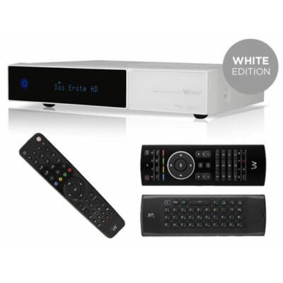VU+ SOLO2 műholdvevő White Edition